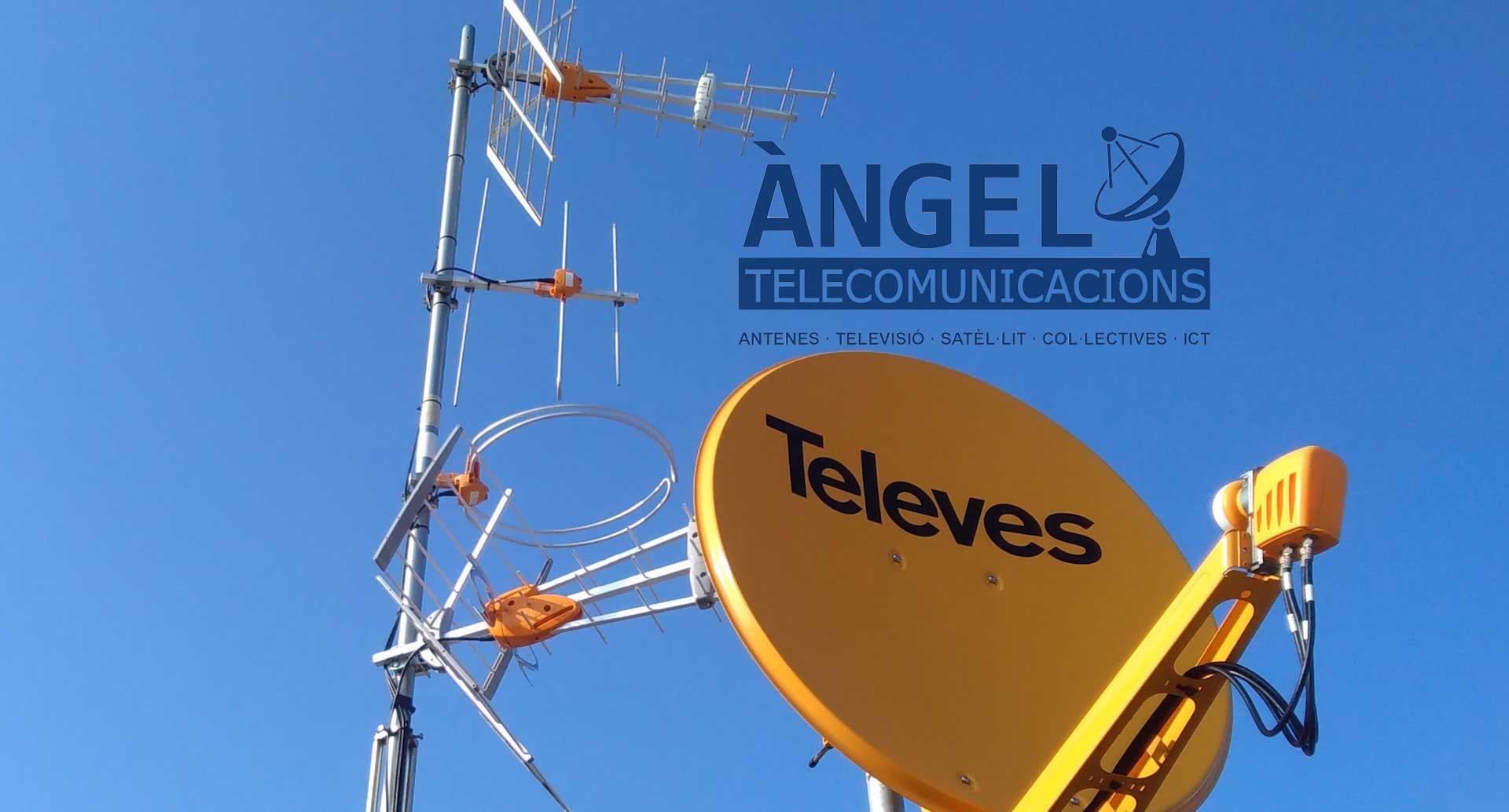 Antenes – Satèl·lit